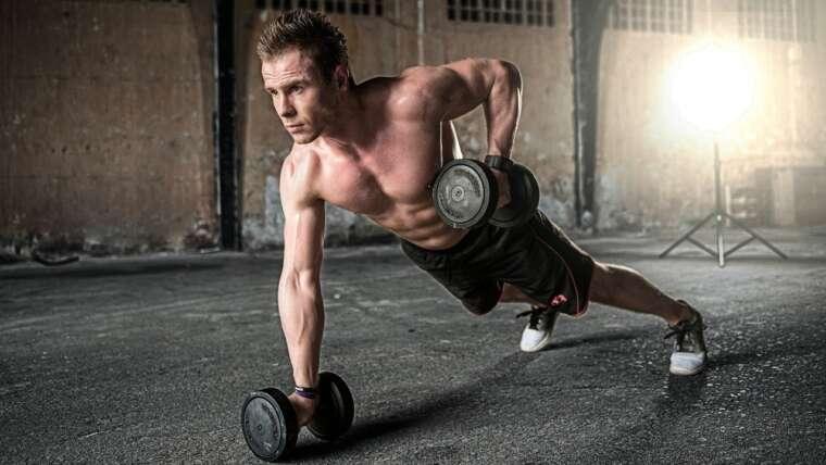 Jak budować czystą masę mięśniową?